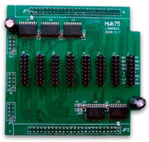 Контроллер светодиодного экрана