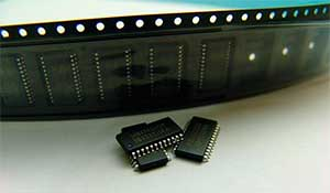 Микросхема драйвера LED экрана