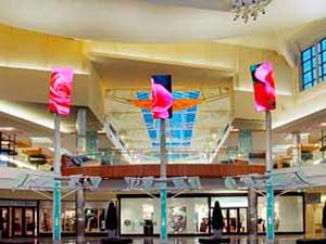 Светодиодные экраны в ТЦ Millenia 1 этаж