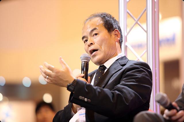 Нобелевский лауреат Сюдзи Накамуро
