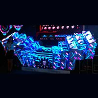 Светодиодный DJ бар Magic Box DJ Booth P5 OSL
